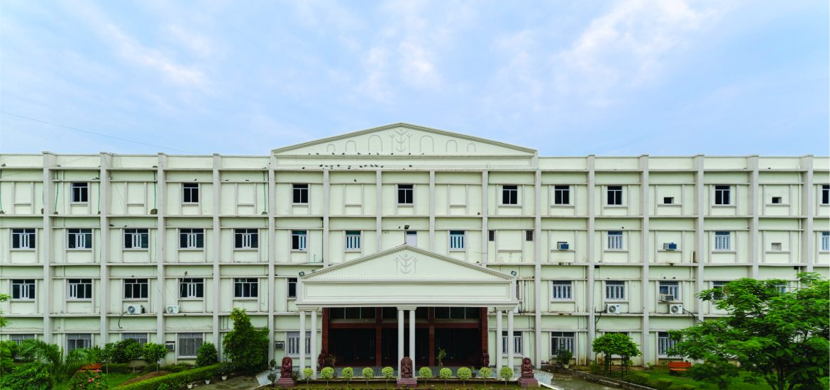 Narayan Medical College Building